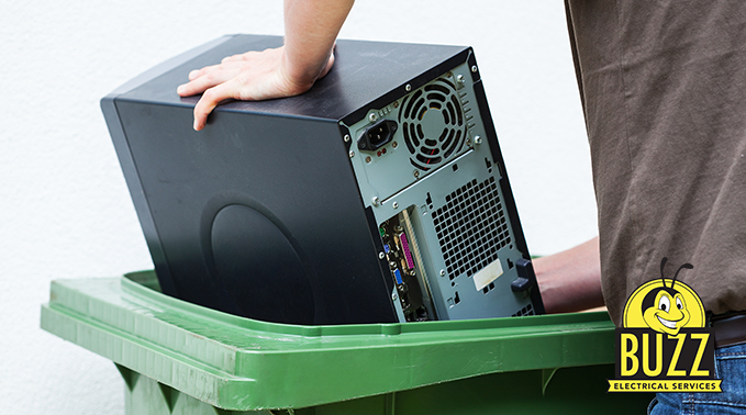 Getting rid of old electronics responsibly benefits everyone.
